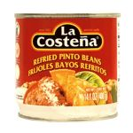 Refried Pinto Beans from Mexico, 400g (La Costena)